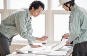 オフィスやビルの設備施工管理職<紹介予定派遣・定着率95%>A_300447