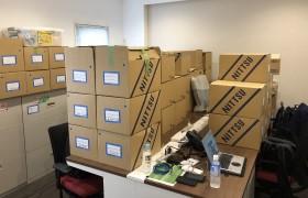 約1/6の広さのオフィスに移転したことから見えてきたもの/丹青ヒューマネット
