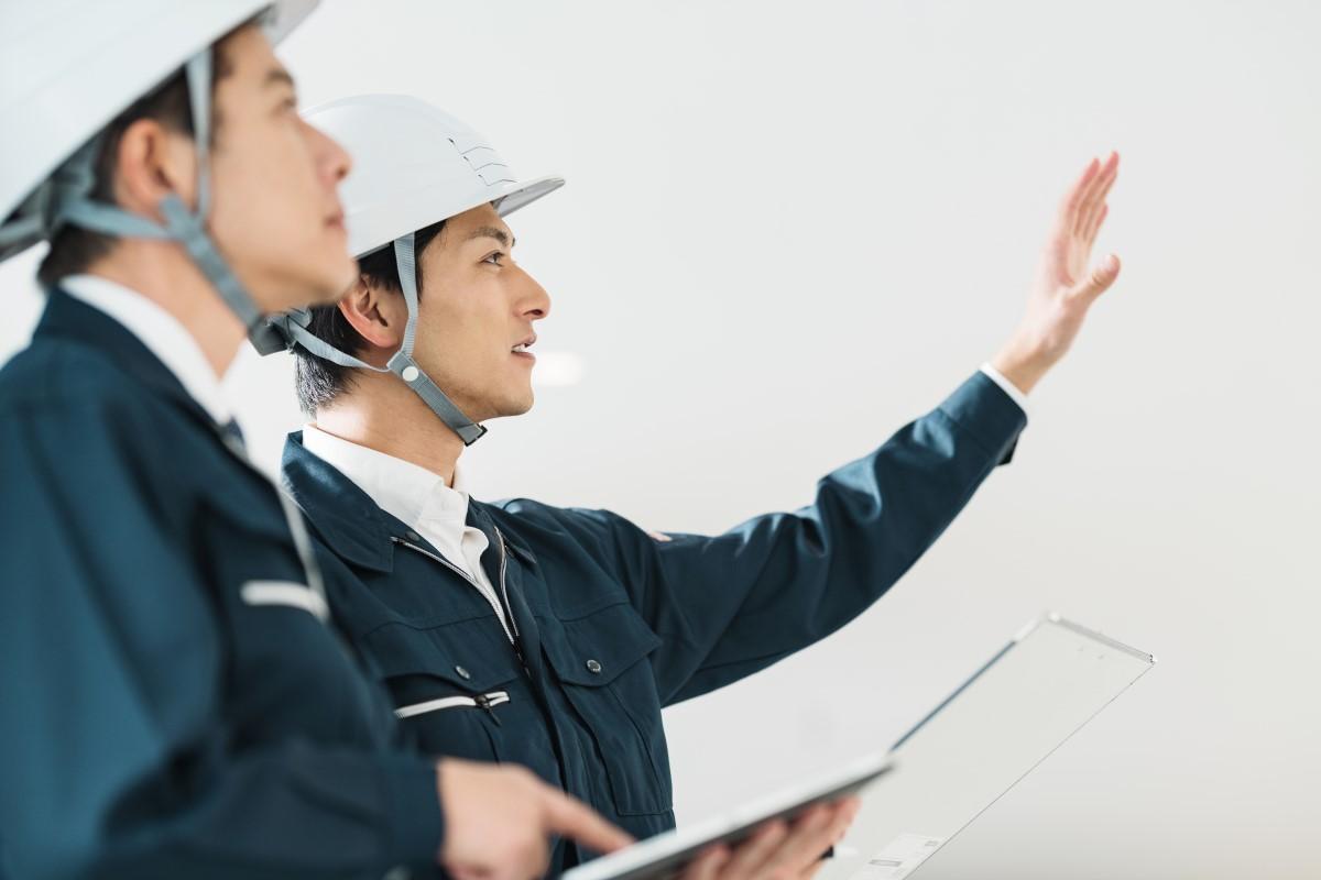 大型公共施設の施工管理業務/丹青社/南大阪/A_300539